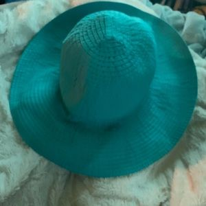 Other - Blue sun hat